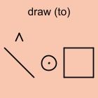 draw (to)
