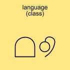 language (class)