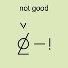 not good