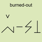 burned-out