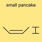 small pancake