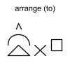 arrange (to)