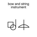 bow and string instrument