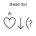 dread (to)