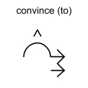 convince (to)