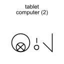 tablet computer (2)