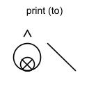 print (to)