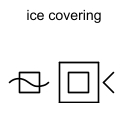 ice covering